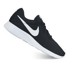 save off daf09 08e36 Nike Tanjun Mens Athletic Shoes Blue Nike, Nike Tanjun, Nike Men, Sneakers  Nike