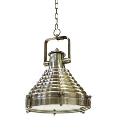 Allston Industrial Diner Style Antique Brass Pendant Light ($605) ❤ liked on Polyvore featuring home, lighting, ceiling lights, industrial hanging lamp, industrial pendant light, chain pendant light, industrial hanging lights and industrial pendant lighting