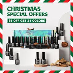 Gel Nail Polish, Gel Nails, Cozy Eclectic Living Room, Colors, Christmas, Gifts, Gel Nail, Xmas, Presents