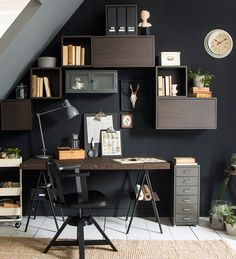 Home office interior design & styling Céline.K for STUDIO by IKEA #ikeanederland