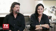 Outlander writer Diana Gabaldon confesses all! With Executive Producer Ronald D. Moore! via TVGuide