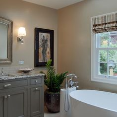 BM Greenbriar Beige  Bathroom Shaker Beige Design, Pictures, Remodel, Decor and Ideas