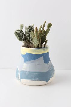 Handmade by South African ceramicist Di Marshall