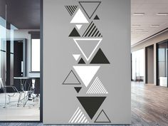 Das Wandtattoo Dreieck Ornament hier bestellen. ✓ Große Auswahl | Top Qualität | schnelle Lieferung | kostenloser Versand (D) bei Wandtattoos.de.