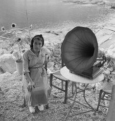Photo by Joan Leigh Fermor Patrick Leigh Fermor, Benaki Museum, Alberto Giacometti, Greek Culture, Artist Names, France Travel, Greece, Photographs, Photos