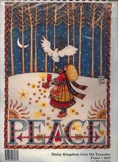 peace - mary engelbreit