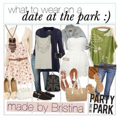 """what to wear on a date at the park ♥."" by the-tip-nerdss on Polyvore"