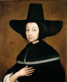 Portrait of Catherine Davenant, Wife of Thomas Lamplugh