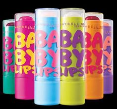 Love em'. My favorite baby lips is the pink one in fruit punch.
