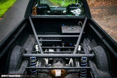 vw caddy pickup suspension conversion - Google Search