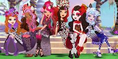 QUIZ: Can You Name All These Ever After High Characters?