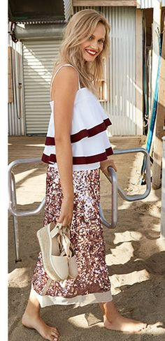 Tory Burch Clothing, Bags & Shoes Resort 2017 Lookbook | SHOPBOP