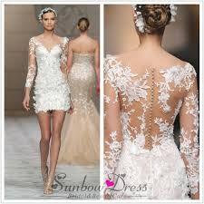 Image result for vestidos de novia 2016 cortos