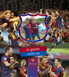 Have fun imagining how FC Barcelona players prepare themselves for a game  day d658b5bb9