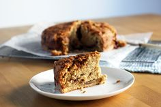 The Ultimate Coffee Cake - I made it, and it lives up to its title!! Beautiful cake.