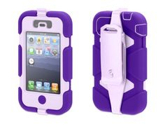 Griffin Survivor All-Terrain Case for iPhone. Case to protect your phone.