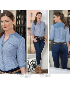 Linger`my Fall Elegance 2016 Cute Dress Outfits, Casual Summer Outfits, Spring Outfits, Work Casual, Casual Wear, Ladies Shirts Formal, Cute Things For Girls, Kurti Designs Party Wear, Girls Summer Outfits