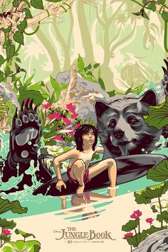 'The Jungle Book' by Vincent Rhafael Aseo