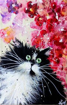 Kim Haskins Online Shop. 'Petal' painting