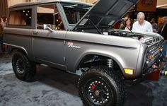 Ford Bronco Review new body style 2015