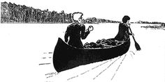 Canoe down the Ohio River
