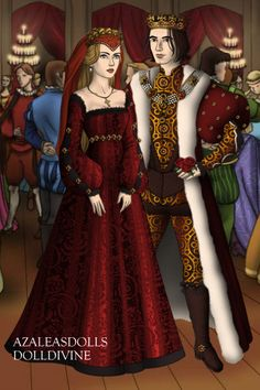 New Character by LunaLaura ~ Folk and Historical Dress Up Tudor Dress, Tudor Costumes, Tudor Fashion, Doll Divine, Renaissance Era, Historical Dress, Fantasy Dress, Prince And Princess, Victorian Gothic