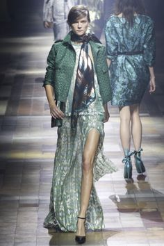 Lanvin Paris - Collezioni Primavera Estate 2014 - Vogue