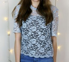 tops,top,lace top,lace tshirt,lace