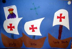 The Swan Family: Columbus Day and Fall Themed Preschool Week