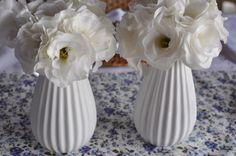 tudo branco : lisianthus ;