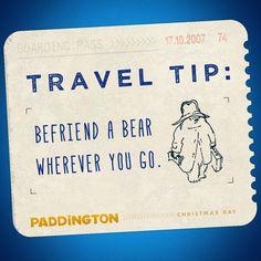 You never know, it could be Paddington!   Paddington