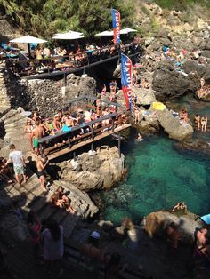 La Grotta Beach Bar...Corfu...GREECE...