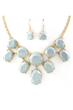 Ashen Lotta Necklace | Emma Stine Jewelry Necklaces