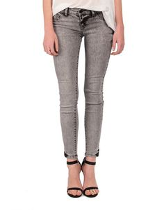 Acid Washed Ankle Jeans | 2020AVE