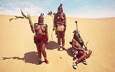 The Himba, Swakopmund, 2012 shot by Jason Eric Hardwick
