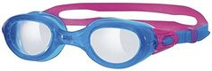 ZOGGS Phantom Swimming Goggles Adult BlueClear Lenses Swim Protect New Style >>> More info could be found at the image url.Note:It is affiliate link to Amazon.