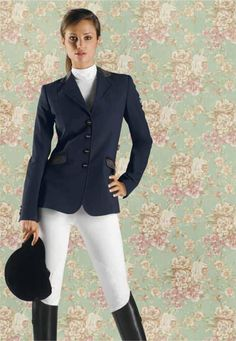 My Equiline Jacket. Love.
