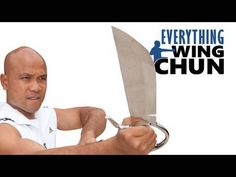▶ Wing Chun Butterfly Knives - review - YouTube