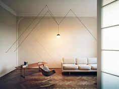 ✭ Michael Anastassiades — Flos — String Light