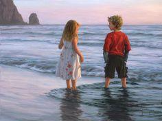 """""""Low Tide"""" by Robert Duncan 2013 www.robertduncanstudios.com"""