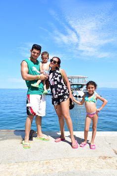 Family Time in Las Ánimas beach 🌴🌞👨👩👧👦 #PuertoVallarta #VallartaByBoat #Trip #LasAnimas #Photography