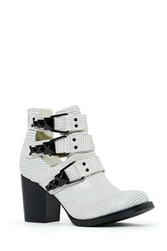 huge discount 8ce53 16b51 Shoe Cult Impact Boot - Snake   Shop Shoes at Nasty Gal Shoe Sale, Bootie