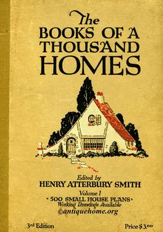 The Books of a Thousand Homes | Volume I, 1923