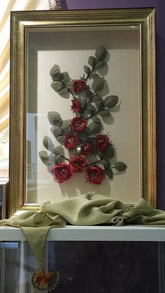 Canning, Frame, Flowers, Home Decor, Picture Frame, Decoration Home, Room Decor, Home Canning, Frames