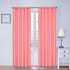 Experience the darkness silence and beauty of Eclipse curtains. Eclipse blackout panels have been laboratory-tested to block out over 99% of intrusive light unwanted noise and can help you save on h...