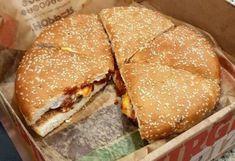 Burger King lança um hambúrguer gigante no formato de pizza