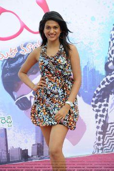 Shraddha Das Latest Short Dress Pics (13 Photos)   Shraddha Das