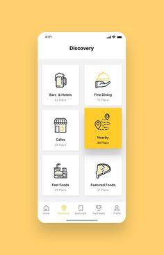 Pin on UI Design Mobile