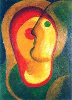 Artes do A'Uwe: Obras de Ismael Nery