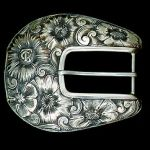 Mark Drain Buckle Set. Traditional Cowboy Artists of America. Absolutely stunning, and really something to aspire to!